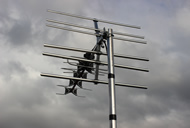 LOG Freeview Digitial TV Aerial - Wall Mounted
