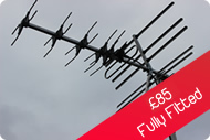 DMC Freeview Digitial TV Aerial